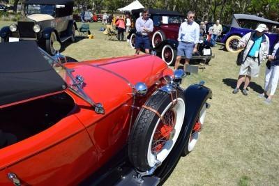 1928 AUBURN 8-115 Speedster 25