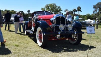 1928 AUBURN 8-115 Speedster 3