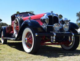 Kiawah 2016 – 1928 AUBURN 8-115 Speedster