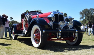 1928 AUBURN 8-115 Speedster 4
