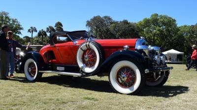 1928 AUBURN 8-115 Speedster 5