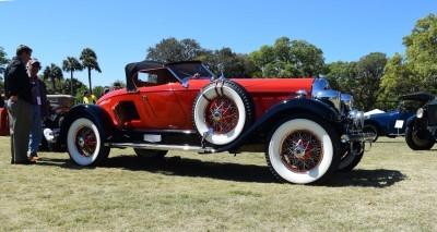 1928 AUBURN 8-115 Speedster 6