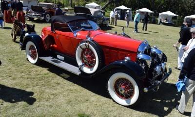 1928 AUBURN 8-115 Speedster 7