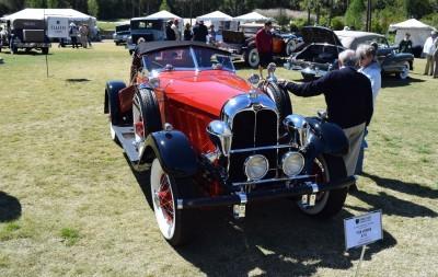 1928 AUBURN 8-115 Speedster 8