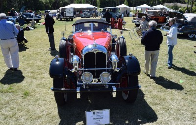 1928 AUBURN 8-115 Speedster 9