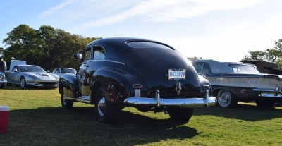 1948 Chevrolet Fleetline Aerosedan - Charleston Policecar 1