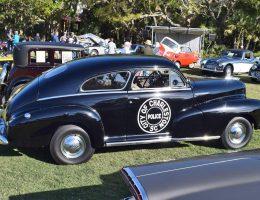Kiawah Island Concours 2016 – 1948 Chevrolet Fleetline Aerosedan – Charleston PD