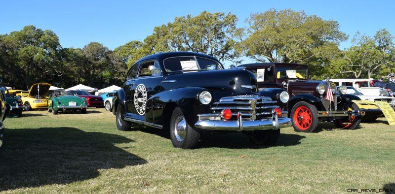 1948 Chevrolet Fleetline Aerosedan - Charleston Policecar 13