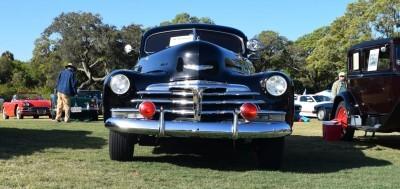 1948 Chevrolet Fleetline Aerosedan - Charleston Policecar 16