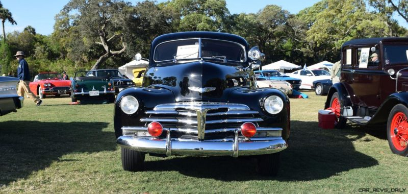 1948 Chevrolet Fleetline Aerosedan - Charleston Policecar 18