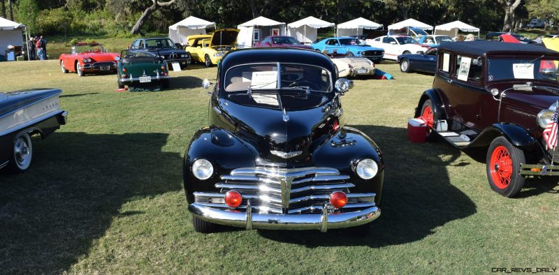 1948 Chevrolet Fleetline Aerosedan - Charleston Policecar 19