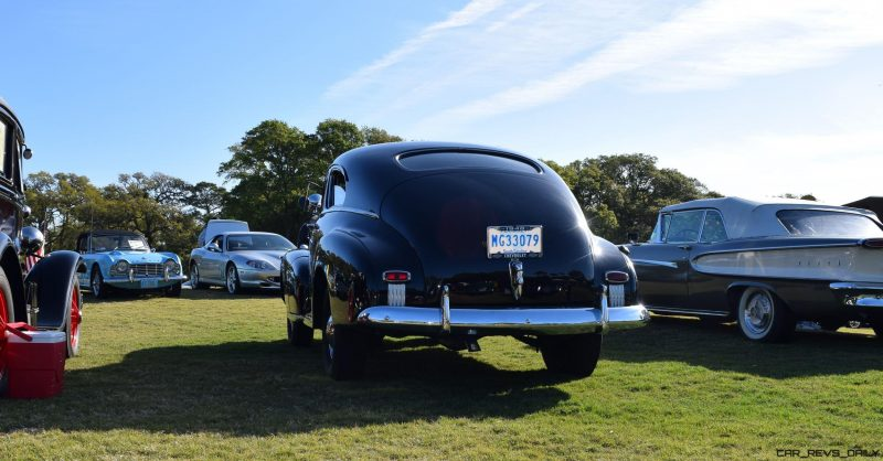 1948 Chevrolet Fleetline Aerosedan - Charleston Policecar 2