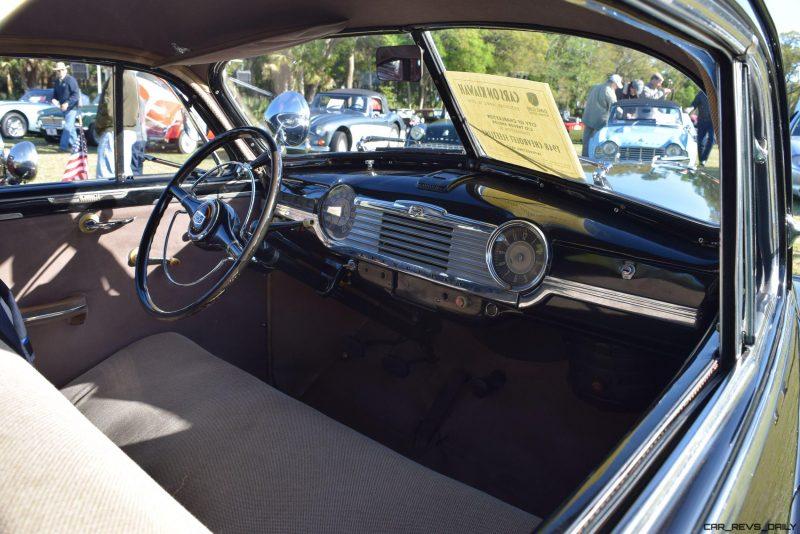 1948 Chevrolet Fleetline Aerosedan - Charleston Policecar 23