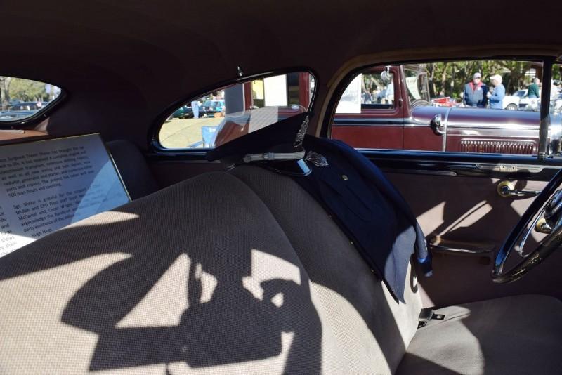 1948 Chevrolet Fleetline Aerosedan - Charleston Policecar 24