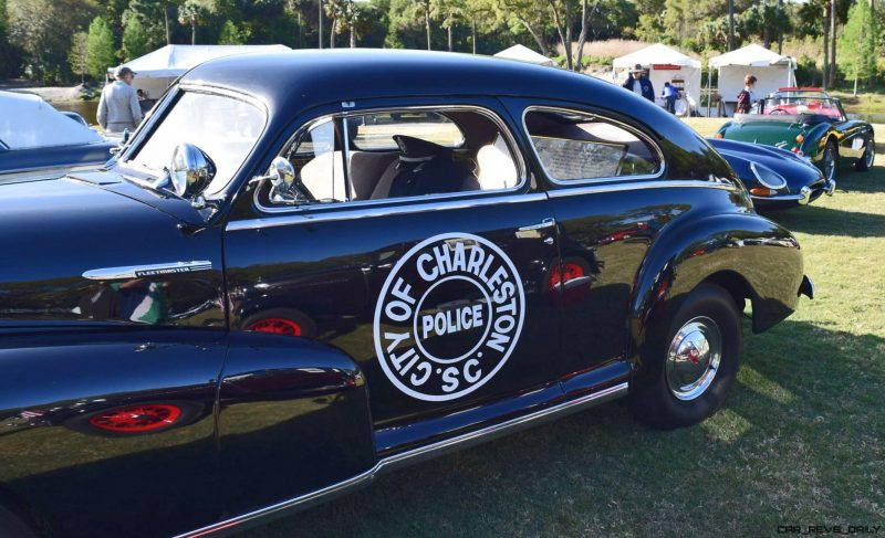 1948 Chevrolet Fleetline Aerosedan - Charleston Policecar 26