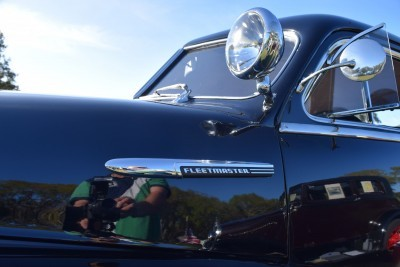 1948 Chevrolet Fleetline Aerosedan - Charleston Policecar 27