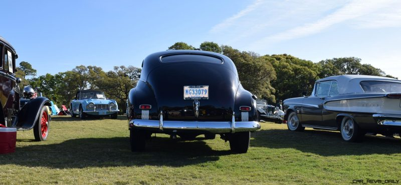 1948 Chevrolet Fleetline Aerosedan - Charleston Policecar 3