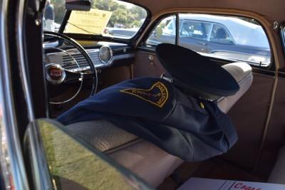 1948 Chevrolet Fleetline Aerosedan - Charleston Policecar 31