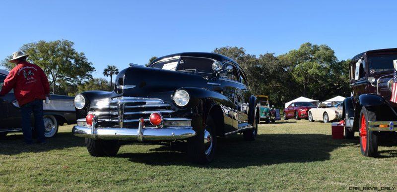 1948 Chevrolet Fleetline Aerosedan - Charleston Policecar 32