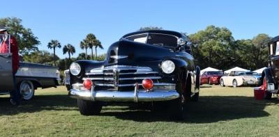 1948 Chevrolet Fleetline Aerosedan - Charleston Policecar 34