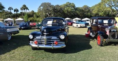 1948 Chevrolet Fleetline Aerosedan - Charleston Policecar 35