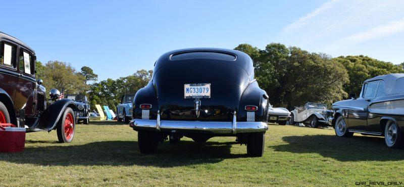 1948 Chevrolet Fleetline Aerosedan - Charleston Policecar 4