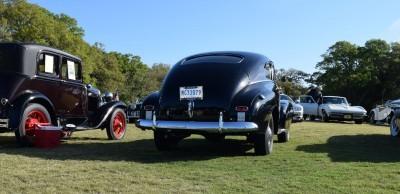 1948 Chevrolet Fleetline Aerosedan - Charleston Policecar 5