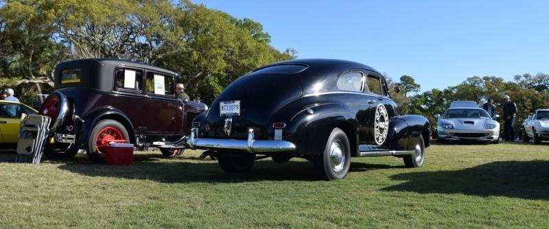 1948 Chevrolet Fleetline Aerosedan - Charleston Policecar 6