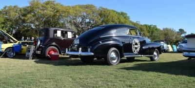 1948 Chevrolet Fleetline Aerosedan - Charleston Policecar 7
