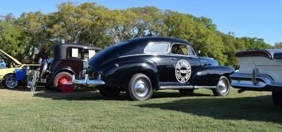1948 Chevrolet Fleetline Aerosedan - Charleston Policecar 8