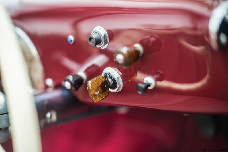 1949 Alfa Romeo 6C 2500 Super Sport Cabriolet by Pinin Farina 15
