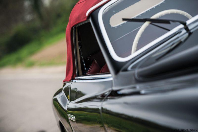 1949 Alfa Romeo 6C 2500 Super Sport Cabriolet by Pinin Farina 17