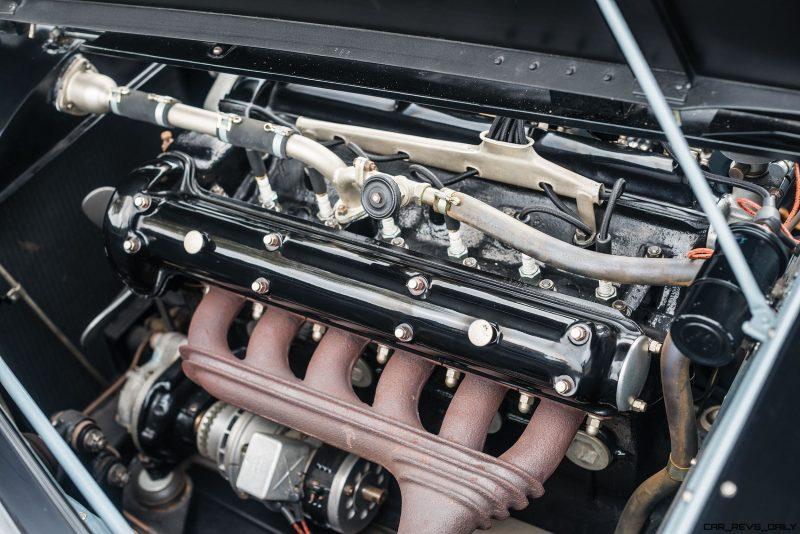 1949 Alfa Romeo 6C 2500 Super Sport Cabriolet by Pinin Farina 23