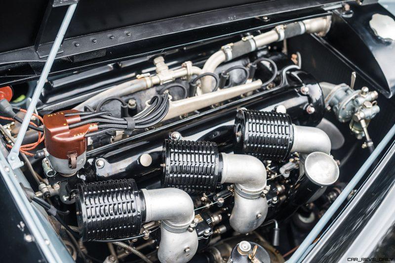 1949 Alfa Romeo 6C 2500 Super Sport Cabriolet by Pinin Farina 3