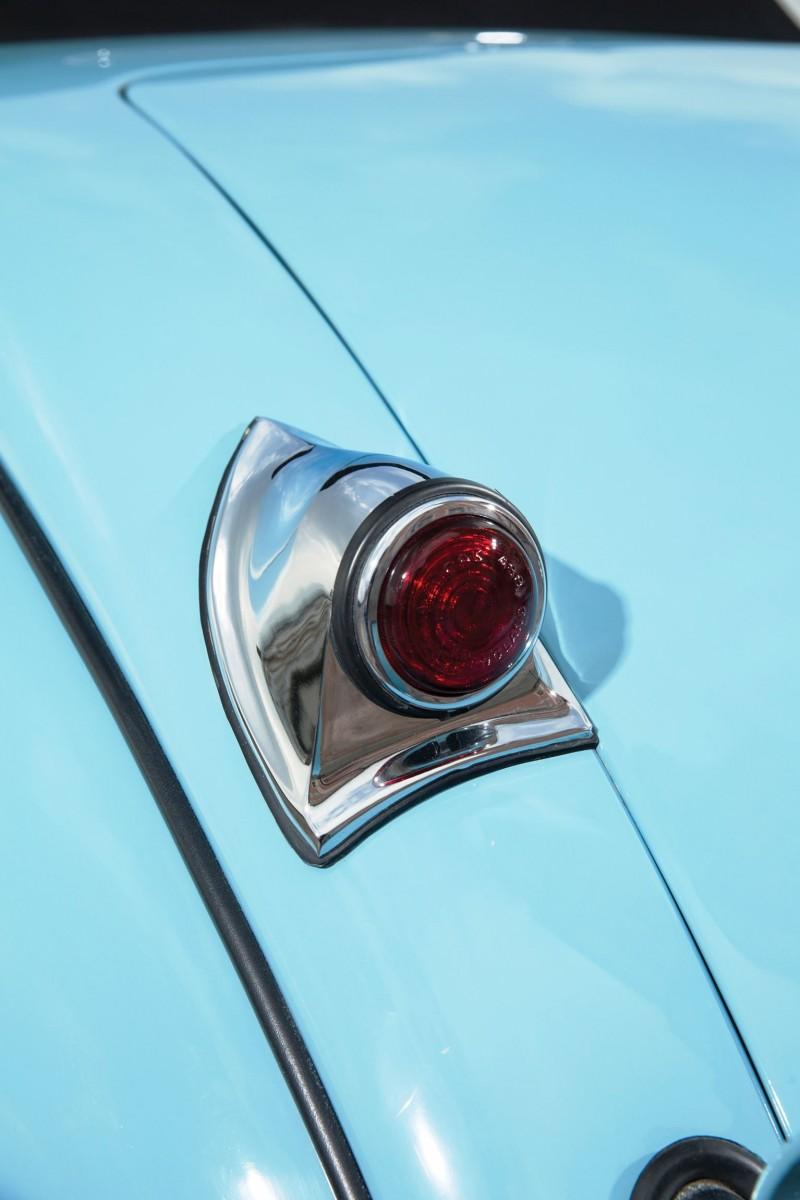 1950 Jaguar XK120 Alloy Roadster 10