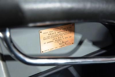 1950 Jaguar XK120 Alloy Roadster 20