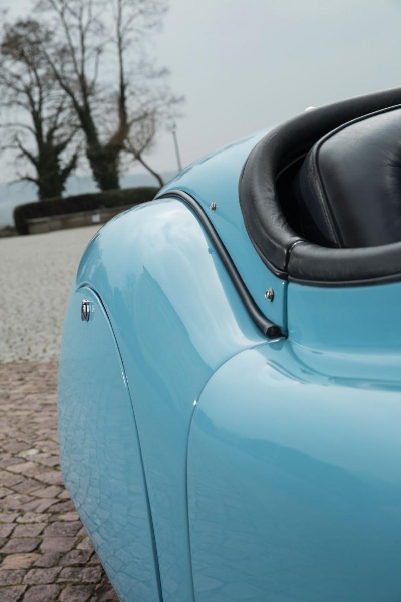 1950 Jaguar XK120 Alloy Roadster 22