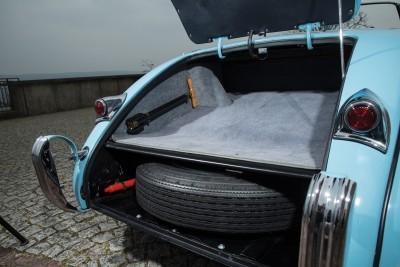 1950 Jaguar XK120 Alloy Roadster 24