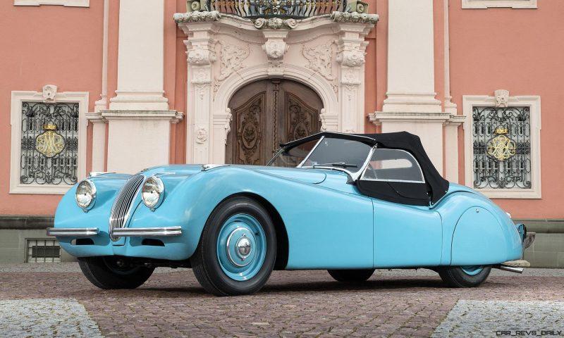 1950 Jaguar XK120 Alloy Roadster 26