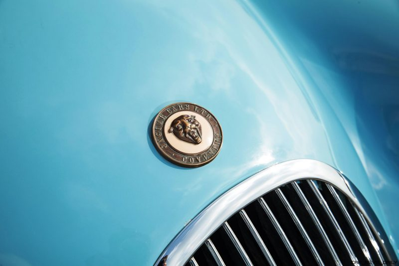 1950 Jaguar XK120 Alloy Roadster 6