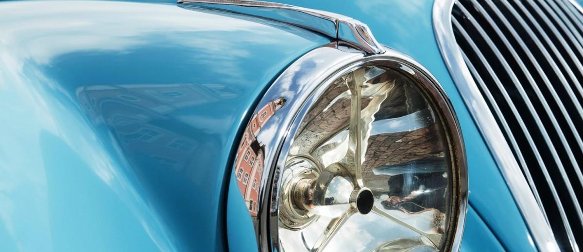 1950 Jaguar XK120 Alloy Roadster 8