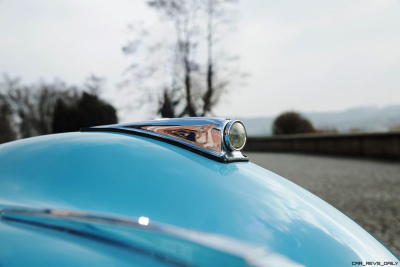1950 Jaguar XK120 Alloy Roadster 9