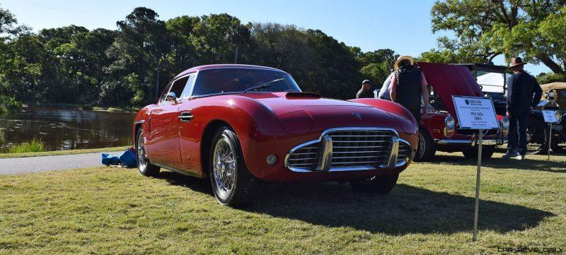 1954 SIATA 200CS Balbo Coupe 1