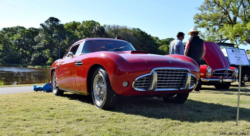 1954 SIATA 200CS Balbo Coupe 3