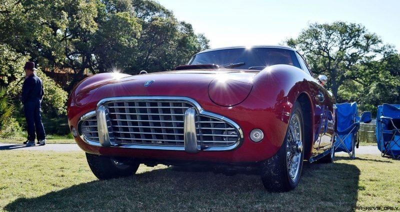 1954 SIATA 200CS Balbo Coupe 34