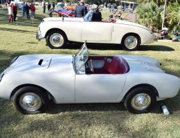 Kiawah 2016 Highlights – 1959 Berkeley SE492 – Micromini FWD English Roadster?!
