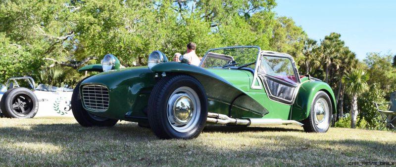 1963 LOTUS Super 7 Cosworth 1