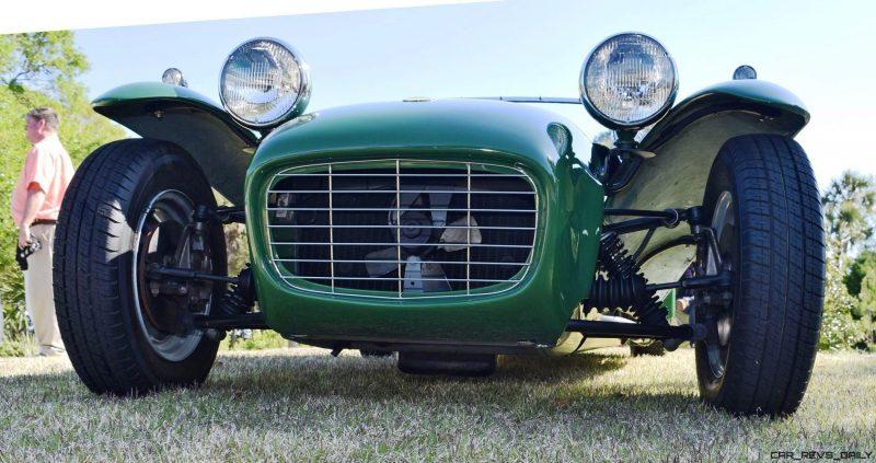 1963 LOTUS Super 7 Cosworth 11