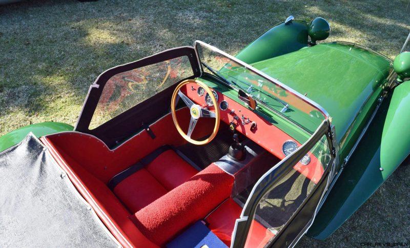 1963 LOTUS Super 7 Cosworth 13