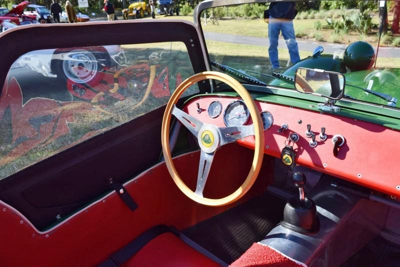 1963 LOTUS Super 7 Cosworth 15